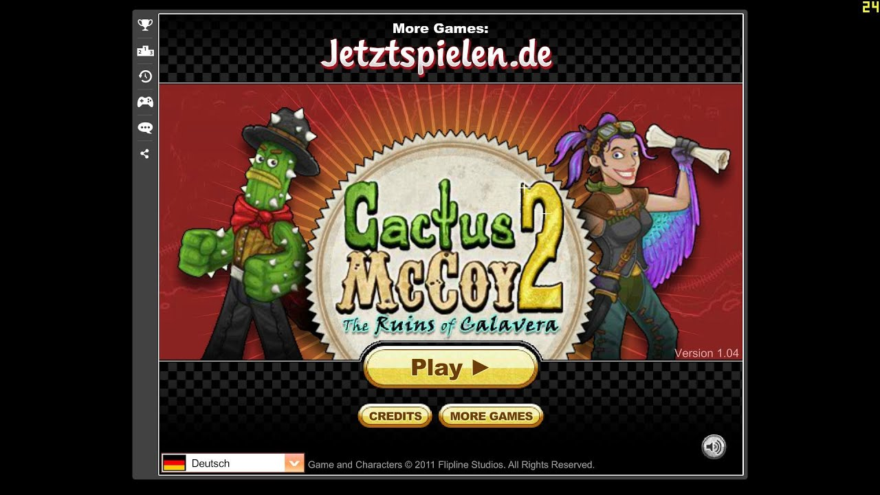 Cactus McCoy YouTube - Minecraft spiele jetztspielen de