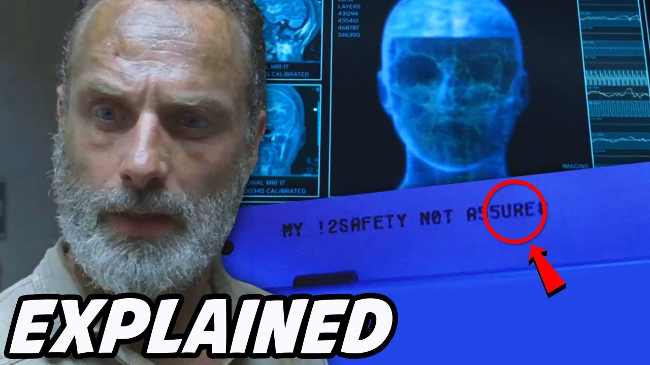 Cure CONFIRMED in The Walking Dead! Rick Grimes Story Ending Explained! The Walking Dead Season 10
