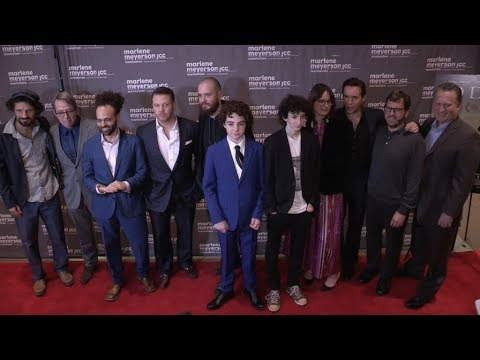 Matthew Broderick, Maggie Gyllenhaal And More At To Dust Premiere In New York