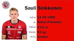 Mon Portrait #13 Sauli Sinkkonen