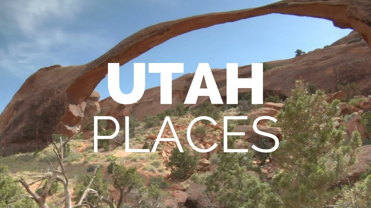 Download 10 Best Places to Visit in Utah - Travel Video