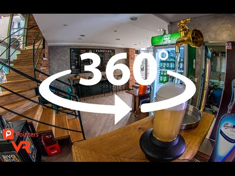 Fabrique — Osijek | 360º VR | Pointers Travel