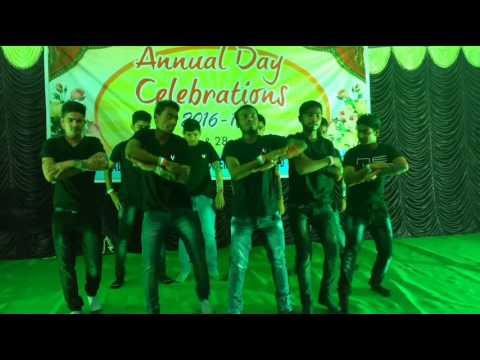 Annual function ( Shivam verma) cipet mysore