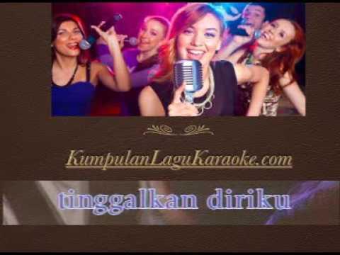SAMPAI HATI - MANSYUR S karaoke dangdut tembang kenangan ( tanpa vokal ) cover