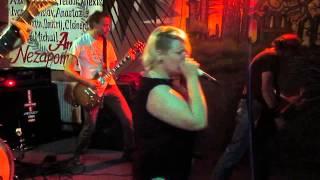 Woundead Knee - live 16.11.2014 - Liberec Azyl 2