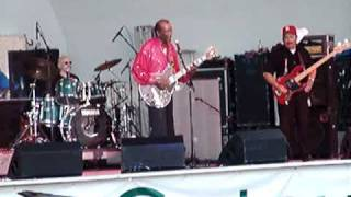 "Chuck Berry ""My Ding-a-Ling"" July 2006"