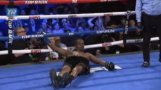 Eleider Alvarez highlight reel knockout finishes Michael Seals | Full Fight Highlights