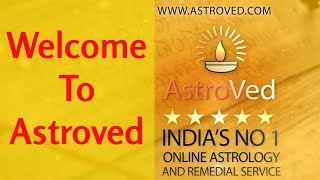 Welcome To AstroVed