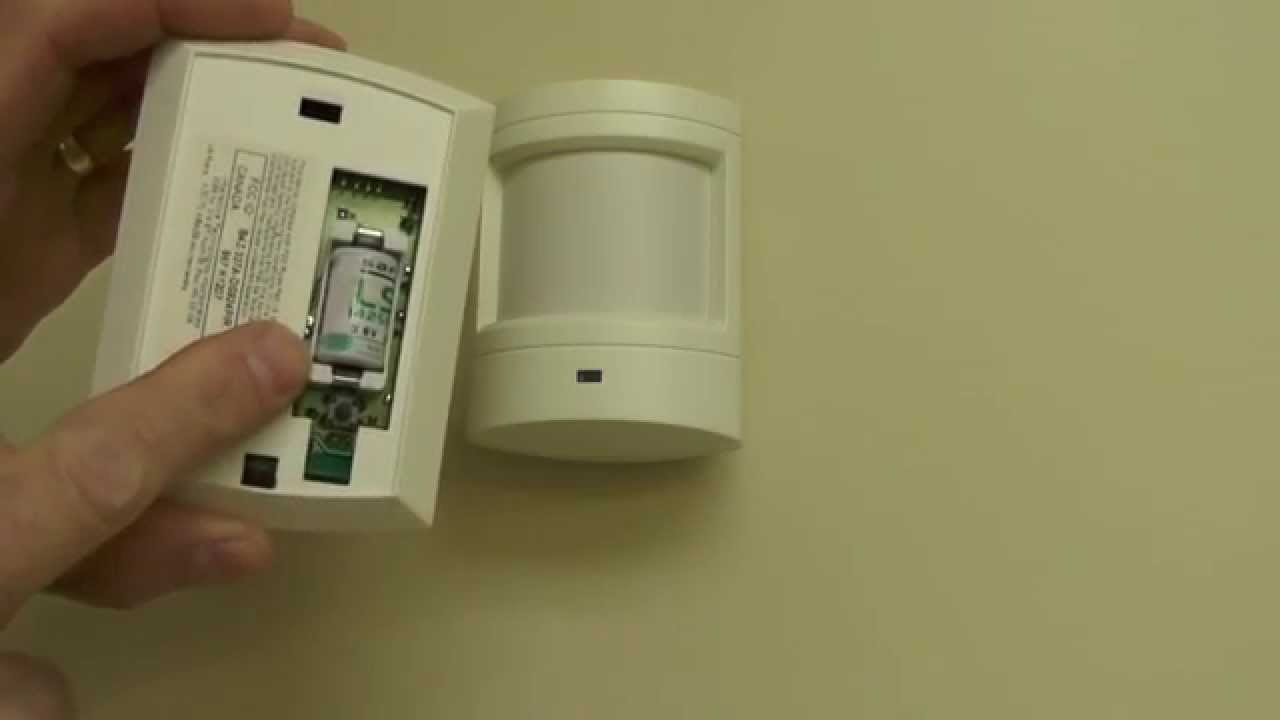 Security Alarm System Bosch