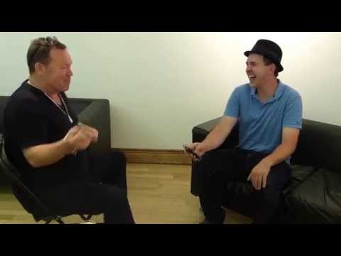 Chris Watts Interview with Ali Campbell 2015