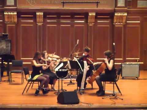 Joe Maneri Tribute: Adagio for String Quartet