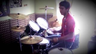 Scorpions - Tease me, Please me #DrumCover