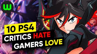 Top 10 UNDERRATED PS4 Games of 2019 | Critics Hate; Gamers Love