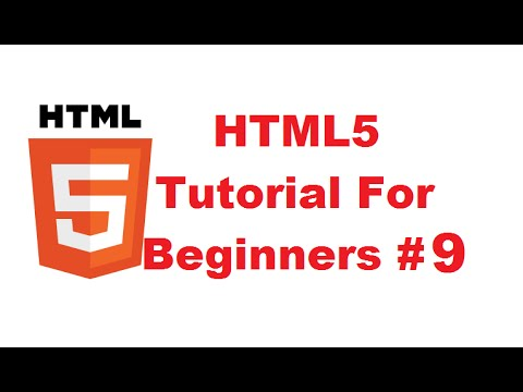 HTML5 Tutorial For Beginners 9 # HTML Images With Img Tag