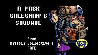 Majora's Mask - A Mask Salesman's Saudade - By Darby Cupit (Materia Collective)