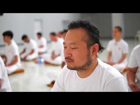 IDOP #16 Evening chanting,Meditation,Orientation Ceremony