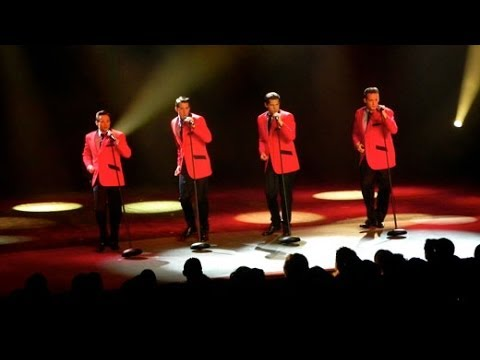 Musical Awards 2013 - Jersey Boys