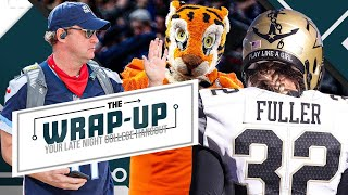 Sarah Fuller makes history, Jaret Patterson's TDs, and the best of Rivalry Week | The Wrap-Up