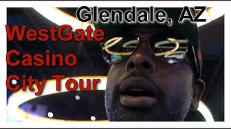 Glendale Arizona Westgate  City Tour