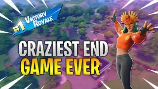 CRAZIEST END GAME EVER... | GAUNTLET CUP DUOS