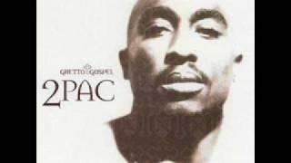 Ghetto Gospel- 2pac ft. Akon Remix