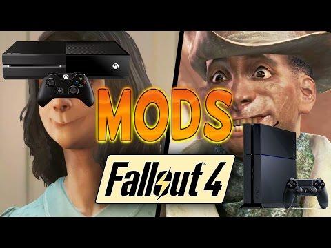 Instalar MODS Fallout 4 en PS4 / Xbox one ( MODS FALLOUT 4 )