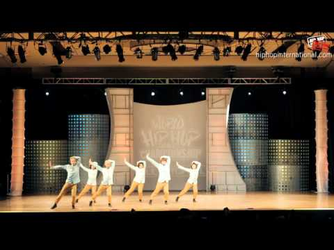Untamed - South Africa (Adult) @ HHI's World Hip Hop Dance Championship 2012