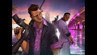 стрим Grand Theft Auto: Vice City погонкам  и знокоством  героем #2