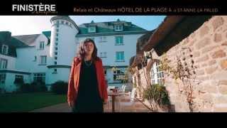 Hôtel de la Plage**** à Plonévez-Porzay