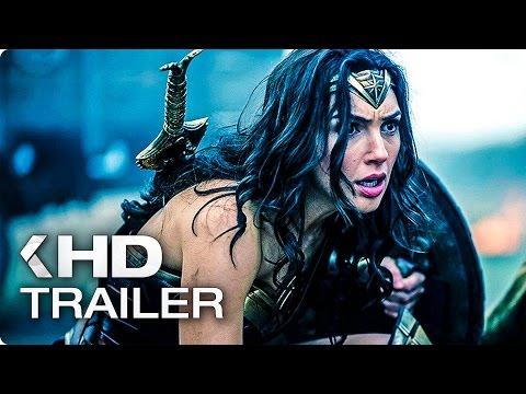 WONDER WOMAN: Return TV Spot & Trailer (2017)
