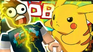 WILD PIKACHU APPEARS!?! | Roblox Pokemon Brick Bronze | Ep 2