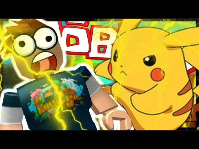 My Little Pony Pikachu Roblox Wild Pikachu Appears Roblox Pokemon Brick Bronze Ep 2 Youtube