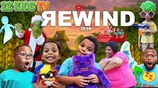 ZZ Kids TV Rewind 2018 (Play, Challenge, Surprise, Discover, Fun)