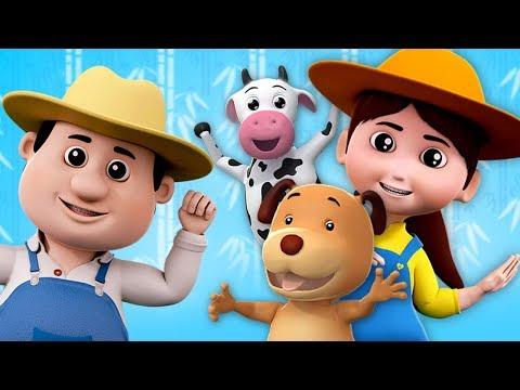Farmees Russia - если вы счастливы   русский мультфильмы для детей   If You Are Happy