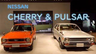 【Nissan Cherry & Pulsar】日産 チェリー(1970-1974) & パルサー(1978-1982)