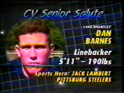 Lake Brantley High School Football Highlights 1991: 1 of 3