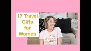 Travel Gifts for Women (Mom, Mother-in-law, Wife, Mother's Day)