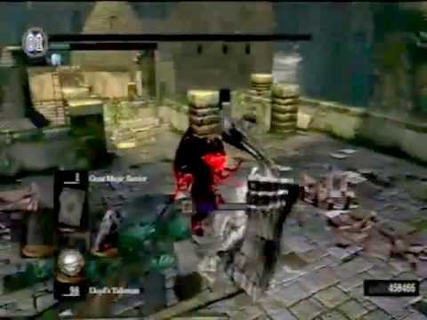 dumbshits guide to anor londo