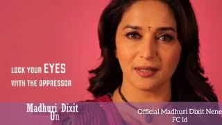 Madhurians || Madhuri Dixit Fans Song ||