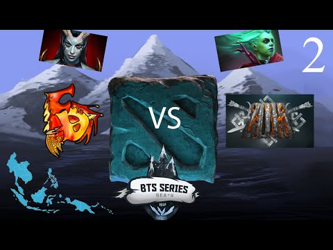 FD vs 2015 - BTS Series SEA #4 - G2