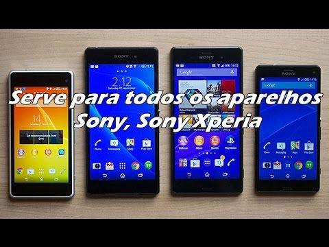 Firmware Stock Rom Sony Xperia, Todos os modelos, Como instalar, Atualizar, Restaurar, 04/07/2016