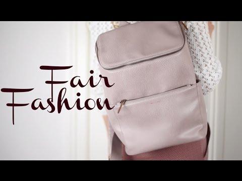 Fair Fashion Haul - VEGAN, NACHHALTIG und FAIR