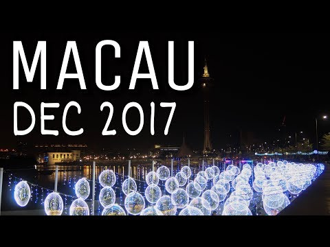 Flying Alone For The First Time (Macau 2017) | TRAVEL | VLOG