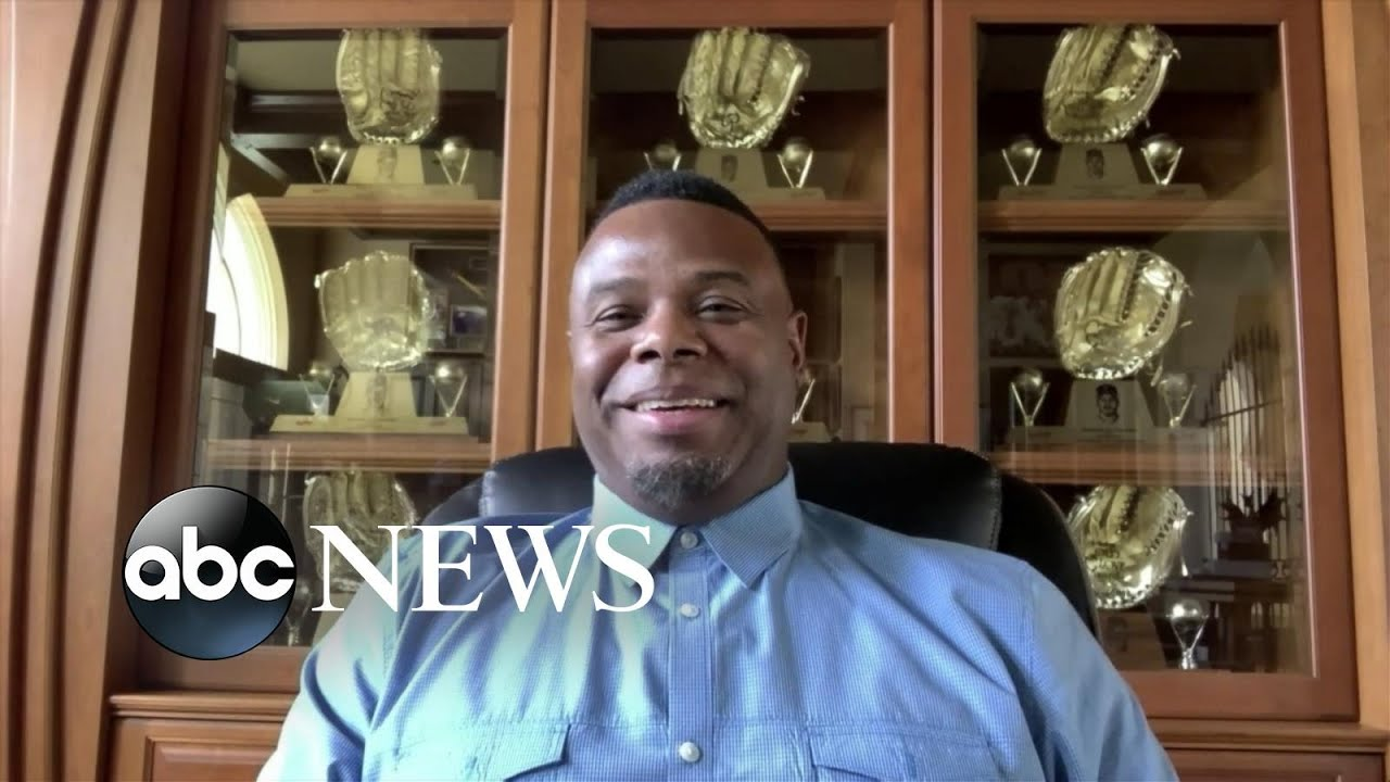 "Iconic moments from ""Junior,"" Ken Griffey Jr. documentary on MLB ..."