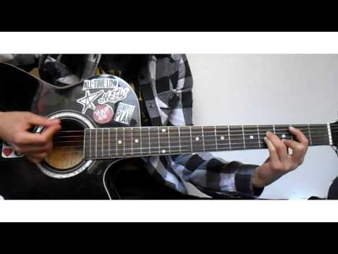 Disenchanted - My Chemical Romance (Tutorial de Guitarra)
