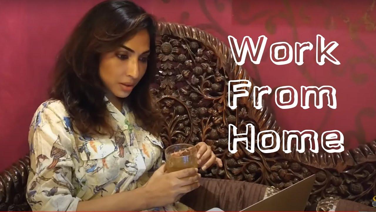 WFH - Hindi Thriller Short Film - Ft. Mouli Ganguly, Ridiema Tiwari, Gautam Chaturvedi & Nilu Kohli