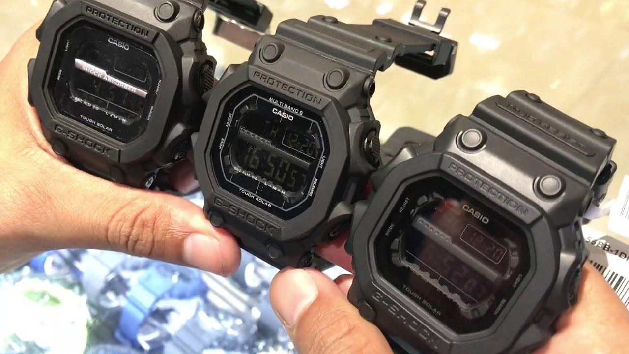 Perbandingan G-Shock GX56 kw 1 2 vs ori King of Gshock (kata sultan kw    Sampah) e6892326a6