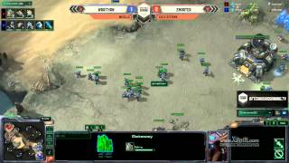 AHGL B League Week 2 Mozilla vs Cisco Systems Game 4