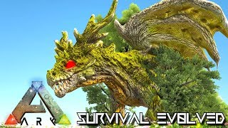 ARK: SURVIVAL EVOLVED - GODZILLA REAPER QUEEN DEMONIC EMPRESS E63