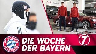 Die Woche der Bayern: Eiseskälte in München, Fokus auf Freiburg  & Ausflug zu Audi | Ausgabe 7